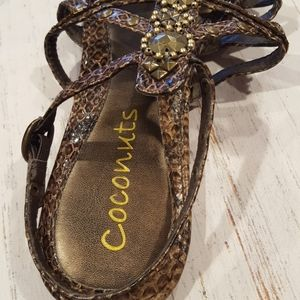 Coconuts by Matisse Shoes - Coconuts gladiator sandals womans size 9